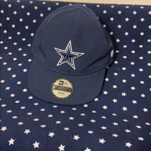 Dallas cowboys toddler hat